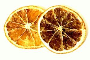 ハーバリウム体験オレンジ